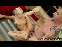 Bigtits masseuse pounded