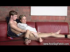 Free gay blowjobs extreme sex videos Michael & Stacey - Blond Smoke