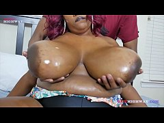 busty bbw DippdNRed on BBWHighway with Don Prince