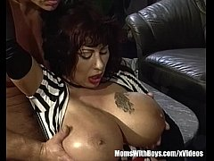 Mature With Explosive Tits...