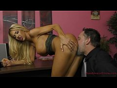 HD Courtney Works Her Way To The Top - Courtney Taylor