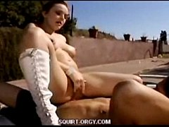Triple Pussy Squirt