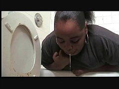 Ebony Girls Gagging Puke Vomit Puking and Vomiting