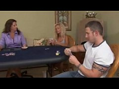 xhamster.com 1879373 mom and not her daughter lose at poker game