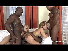 Sasha Zima & Isabella Clark - whore games and a...