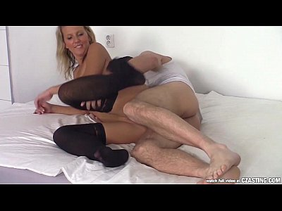 Czasting – Sexy MILF gets fucked by huge dick