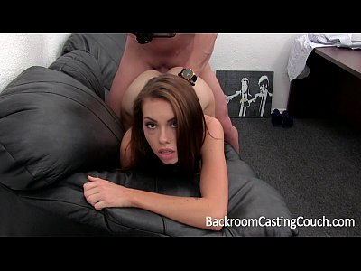Stunning Babe Assfucked on Casting Couch