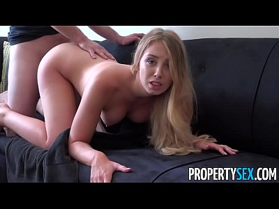 PropertySex - Landlord gets fucked by hot criminal tenant