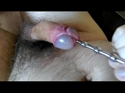 New Toy Playing Urethra Penis Sounding Soloboy