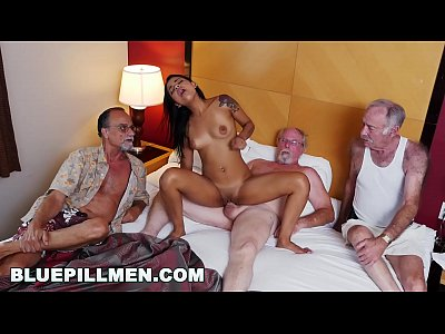 Staycation with a Latin Hottie Named Nikki Kay on BluePillMen (bpm15078)