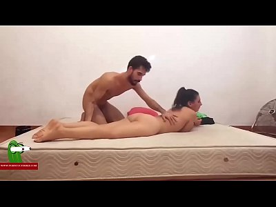 The mattress is ready for fucking the girl he just met ADR0422