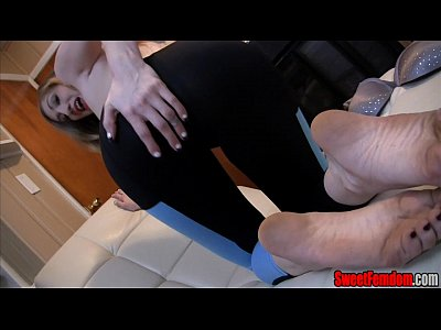 Spandex and Dirty Feet LACI STAR