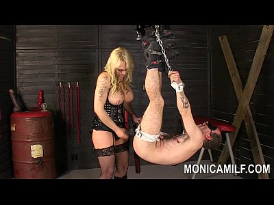 Monicamilf Is Strapon Pegging Her Sub Norwegian Femdom Squirting Bdsm Bondage Femdom Norwegian Pegging Norsk Sm Dungeon Pegged Monicamilf