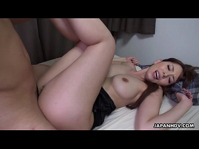 Japanese darling, Yui Hatano fucked her ex, unc...