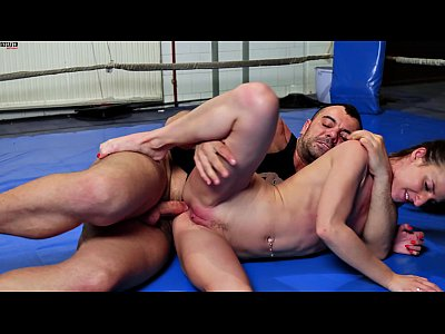 He wrestles Amirah Adara to submission and humi...