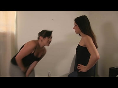 You're Busted, Cunt - Hannah Perez And Sinn Sage