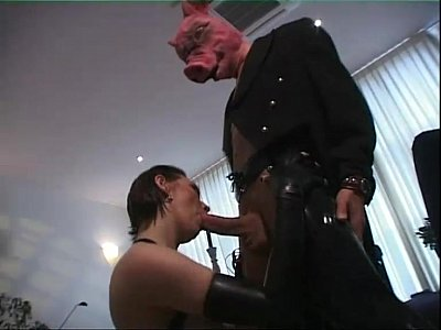 Fetish sex doll slave at your disposal!