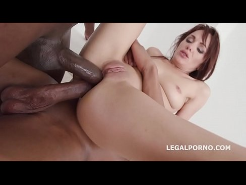 Double Anal Creampie with Dominica Phoneix Balls Deep Anal & DAP