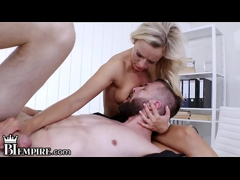 BiEmpire Boss Asks Male Employee to Suck Dick or Go Home! – 7 min