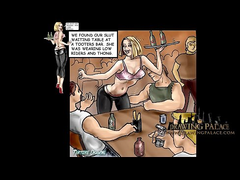 #XXXXX# DrawingPalace.com Porn Cartoon Babes getting fucked and punished in BDSM