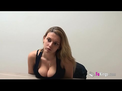 Big boobed girl from Madrid looks for fun in porn and also for a little money