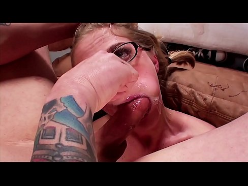 40-Minute Facial Destruction! Non-stop Face Fucking, Rough Gagging & Extreme Sloppy Cum / Saliva Blowjob Drooling