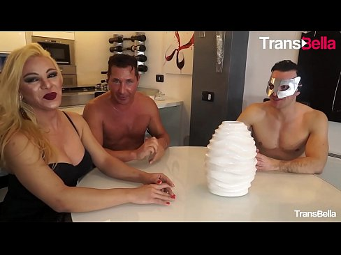 TRANS BELLA - #Bia Lins - Sexy MILF Tranny Loves To Bang Hard With Curious Men