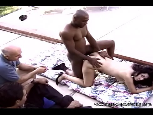 Clip sex Interracial For Lonely Swinger Wife