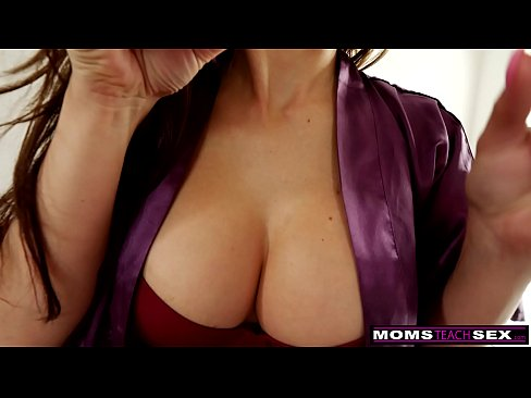 """""""You Can't Go To School With A Boner"""" Busty Step Milf Lexi Luna"""