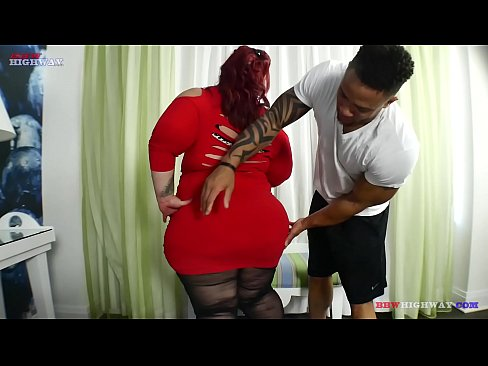 Clip sex Mature redhead Nikki cakes returns to BBWHIGHWAY to show off her booty for Ludus