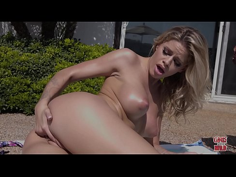GIRLS GONE WILD - Young Jessa Rhodes Playing With Her Pretty Little Pussy