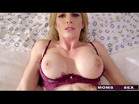 """Mom """"I Wasn't Planning On Having Sex With My Step Son"""" Mothers Day Fuck"""