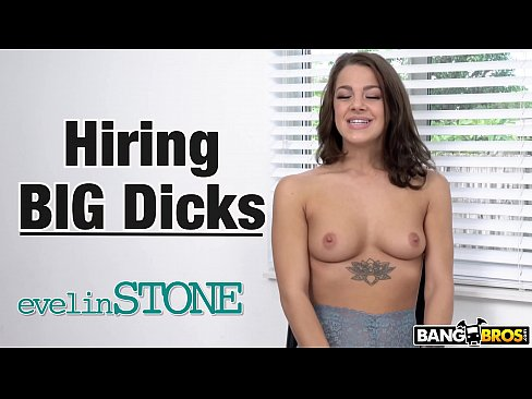 BANGBROS – We Need Big Dicks For Our Porn Movies!