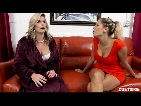 Clip sex Cory Chase and Nikki Brooks in Mother vs Daughter Lesbians