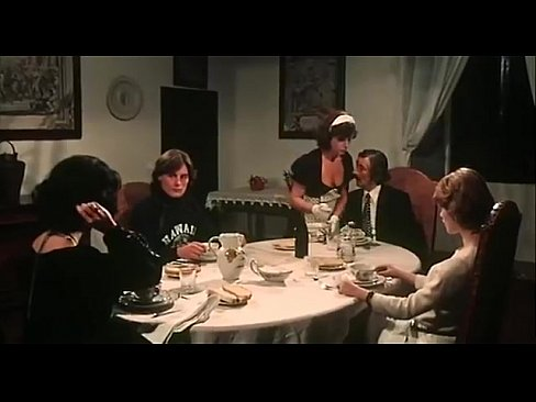 The Most  Exciting Dinner in the history of Cinema