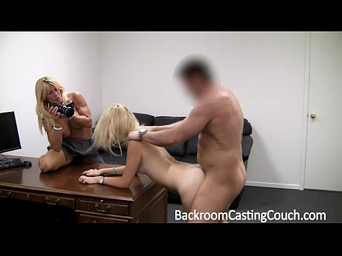 Backroom casting couch ania
