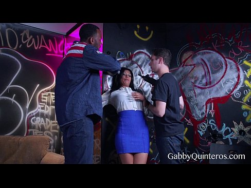 Gangbang for meximilf gabby quinteros
