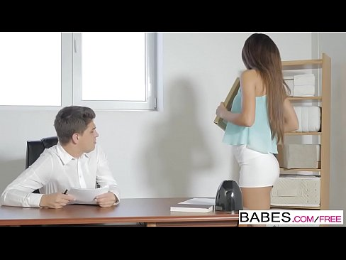 Babes office obsession bruce venture and victoria summer 9