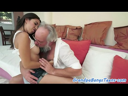 Teen Model Babe Licked Out By Grandpa Tnaflix Porn Pics
