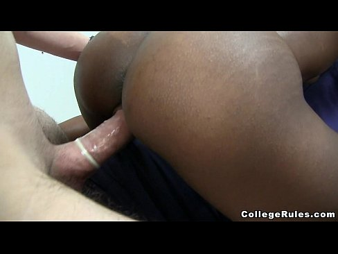 Black College Slut