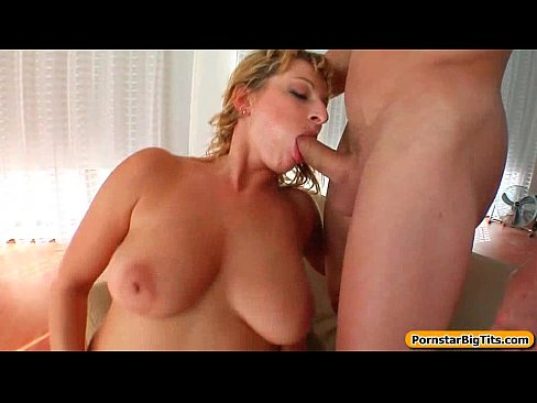 MIlf Factor with Busty Attractive Housewife Getting Fucked hard 10