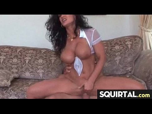 Teen whore Latina Squirts whereas getting hard fucked 21
