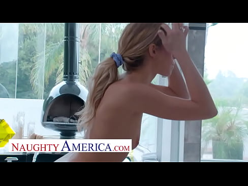 "Naughty America - Khloe Kapri opens her ""backdoor"" to her boyfriend for their anniversary"