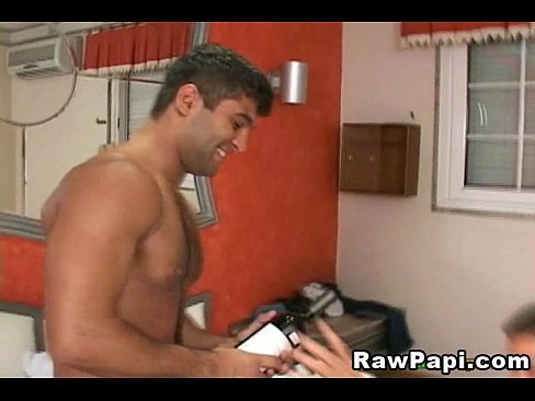 Latin gay wild unprotected sex