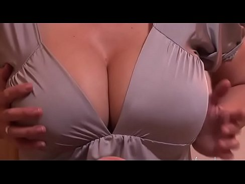 Hot busty milf strip and fuck