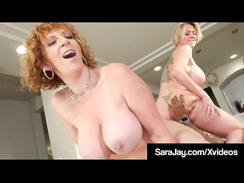 PAWG Milf Sara Jay gets divorced & the first thing on her mind & in her curvy wet cunt, is a big black cock & his mega load of warm cum! Go Sara! Full Video & Sara Jay Live @ SaraJay.com!