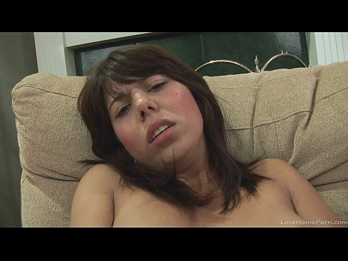 Masturbation Session With A Very Sexy Brunette