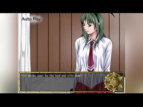 The Foreign Button : 1st & 2nd scene (Bible Black 2)