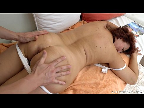 Mature bum massage pics
