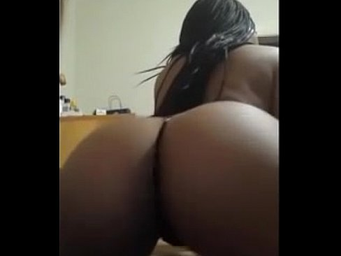 Black Girl Nude Twerking